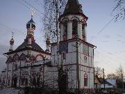 Переславль-Залесский. Знаменская церковь