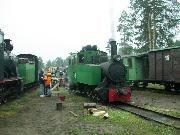 Переславль-Залесский. Переславский железнодорожный музей