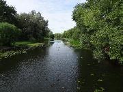 Переславль-Залесский. Река Трубеж