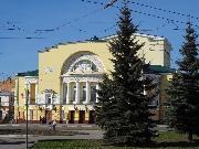 Ярославль. Академический театр имени Фёдора Волкова