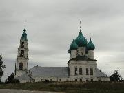 Ярославль. Церковь Воскресения Христова в селе Левашово