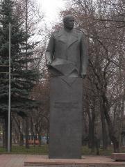Ярославль. Памятник Ф. Толбухину