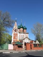 Ярославль. Церковь Архангела Михаила