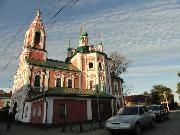 Переславль-Залесский. Симеоновская церковь