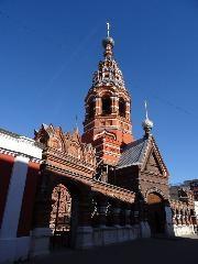 Ярославль. Сретенская церковь на Депутатском переулке