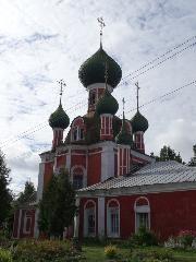Переславль-Залесский. Владимирский собор