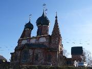 Ярославль. Церковь Иоанна Златоуста в Коровниках