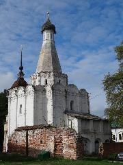 Переславль-Залесский. Церковь Петра Митрополита