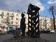 Ярославль. Памятник городовому