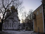 Переславль-Залесский. Свято-Никольский монастырь