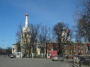 Ярославль. Церковь Иоанна Спостника, Архангела Гавриила и Андрея Критского