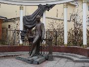 Ярославль. Памятник Леониду Собинову