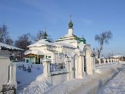 Ярославль. Церковь Троицкая в Смоленском