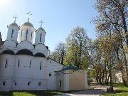 Ярославль. Спасо-Преображенский монастырь