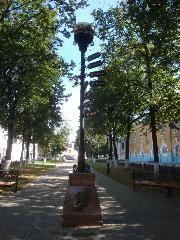 Ярославль. Нулевой километр Золотого кольца