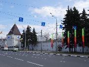 Ярославль. Площадь Богоявления