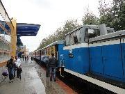 Ярославль. Детская железная дорога