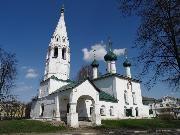 Ярославль. Церковь Николы в Рубленом Городе