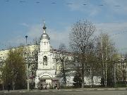 Ярославль. Церковь Параскевы Пятницы в Калашном Ряду