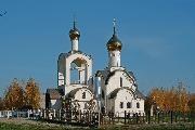 Переславль-Залесский. Храм Георгия Победоносца