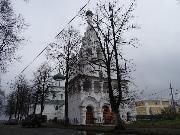 Ярославль. Рождественская церковь