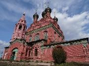 Ярославль. Церковь Богоявления
