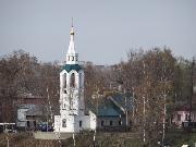 Ярославль. Храм Софии-Премудрости Божией с Зосимовской часовней в Тверицах