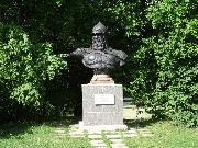 Переславль-Залесский. Памятник Юрию Долгорукому