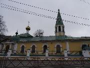 Ярославль. Церковь Крестобогородская (Ризоположенская)